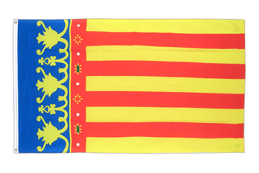 Valencia 3x5 ft Flag