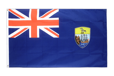 Saint Helena 3x5 ft Flag