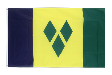 Saint Vincent and the Grenadines - 3x5 ft Flag