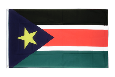 Southern Sudan - 3x5 ft Flag