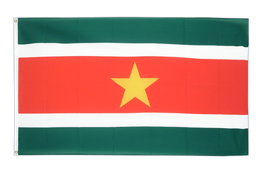 Suriname 3x5 ft Flag