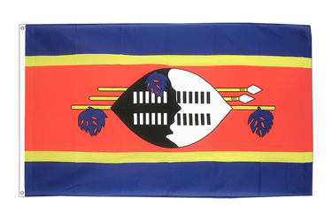 Swaziland - 3x5 ft Flag