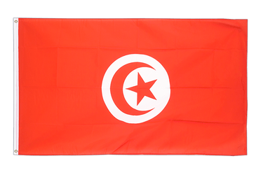Tunisia 3x5 ft Flag