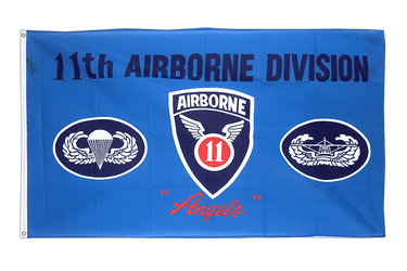 USA 11th Airborne 3x5 ft Flag