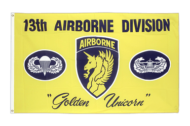 USA 13th Airborne 3x5 ft Flag