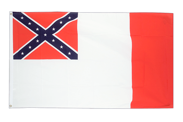 USA 3rd Confederate 3x5 ft Flag