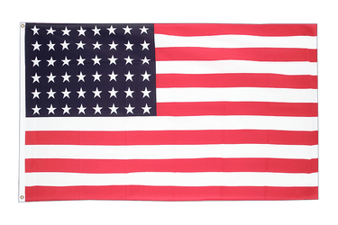 USA 48 stars 3x5 ft Flag