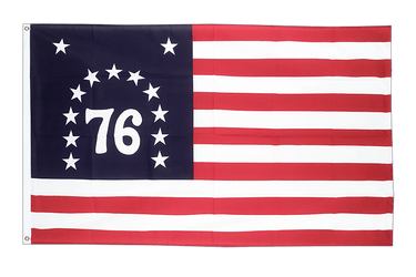 USA Bennington 76 3x5 ft Flag