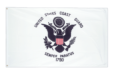 USA Coast Guard 3x5 ft Flag