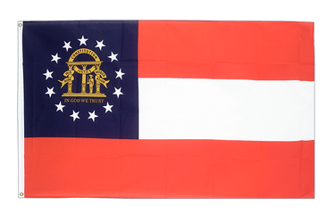 Georgia 3x5 ft Flag