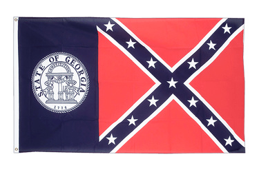 Georgia old - 3x5 ft Flag