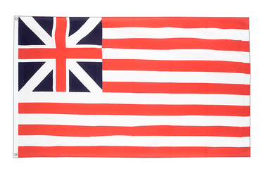 USA Grand Union 1775 3x5 ft Flag
