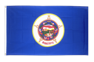 Minnesota 3x5 ft Flag