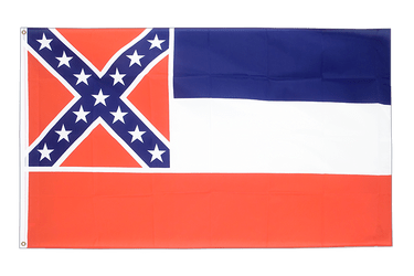Mississippi 3x5 ft Flag