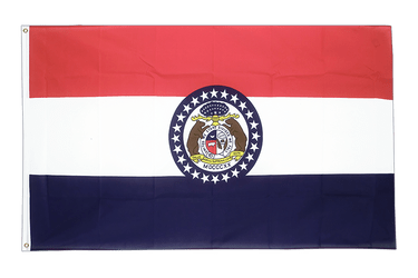 Missouri 3x5 ft Flag