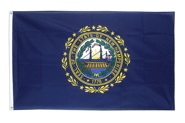 New Hampshire Flagge 90 x 150 cm