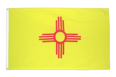 New Mexiko 3x5 ft Flag