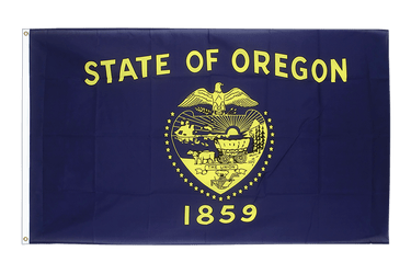 Oregon 3x5 ft Flag