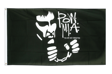 USA Pow Mia Not Forgotten 3x5 ft Flag
