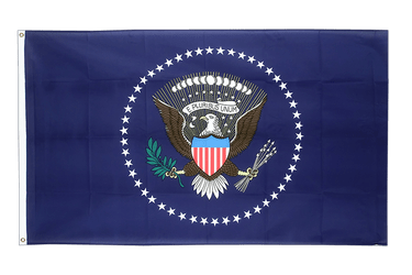 USA President 3x5 ft Flag