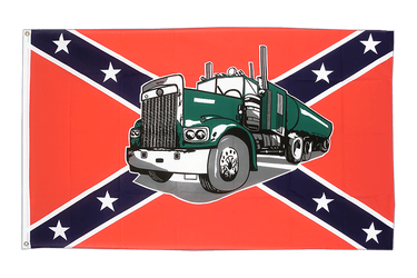 USA Southern United States with truck