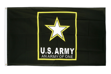 US Army logo 3x5 ft Flag