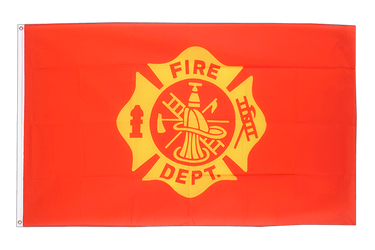 USA US Fire Department Flagge 90 x 150 cm