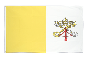 Vatican 3x5 ft Flag