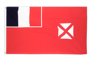 Wallis and Futuna - 3x5 ft Flag