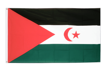 Western Sahara 3x5 ft Flag