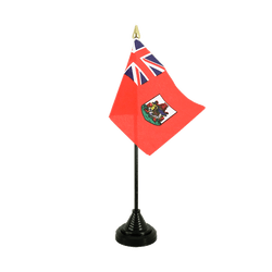 Bermuda - Table Flag 4x6""