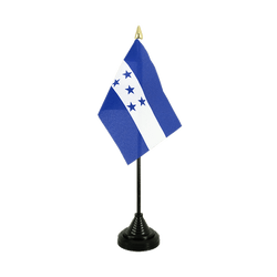 Honduras Mini drapeau de table 10 x 15 cm