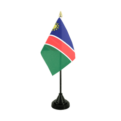 Namibia Table Flag 4x6""