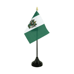 Rhodesia Table Flag 4x6""