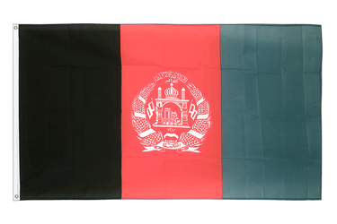Afghanistan - 2x3 ft Flag