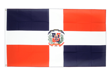 Dominican Republic 2x3 ft Flag