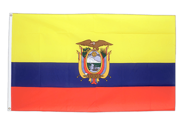Ecuador - 2x3 ft Flag