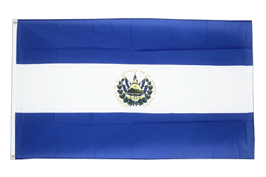 El Salvador 2x3 ft Flag
