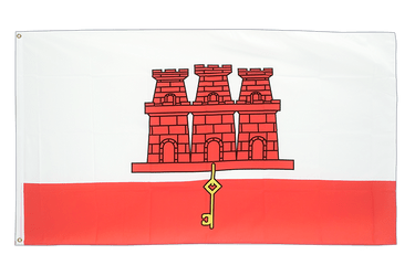 Gibraltar 2x3 ft Flag