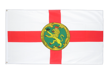 Alderney 2x3 ft Flag