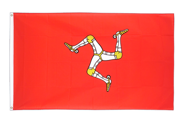 Isle of man 2x3 ft Flag