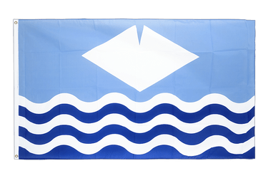 Isle of Wight Flagge 60 x 90 cm