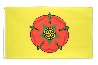 Lancashire new - 2x3 ft Flag