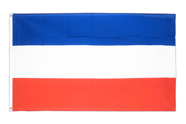 Yugoslavia old 2x3 ft Flag