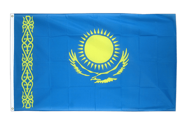 Kazakhstan - 2x3 ft Flag