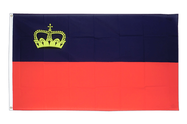 Liechtenstein - 2x3 ft Flag