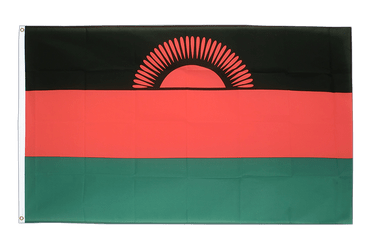 Malawi 2x3 ft Flag