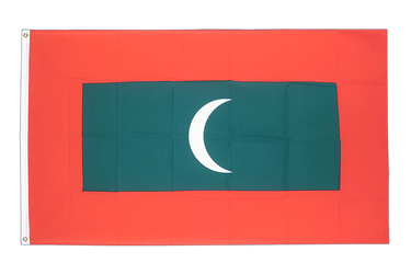 Maldives - 2x3 ft Flag