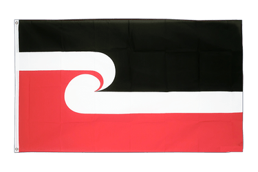 New Zealand Maori 2x3 ft Flag