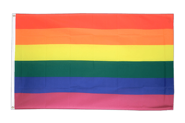 Rainbow - 2x3 ft Flag